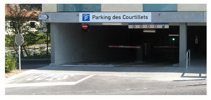 ParkingCourtillets